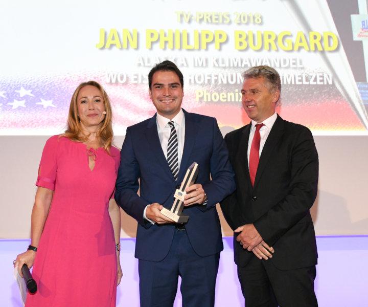 Award Ceremony RIAS Berlin Kommission 17.5.2018
